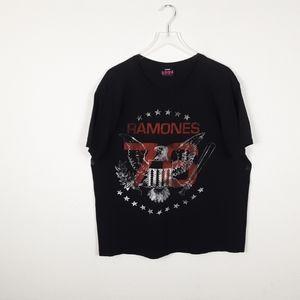 Ramones 1976 Tour Graphic T-Shirt